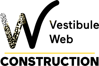 logo site web construction vestibule
